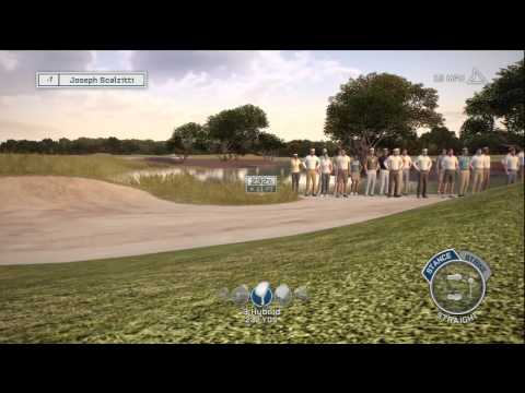 Tiger Woods 13 Career Gameplay Walkthrough Part 16 - Kiawah Island