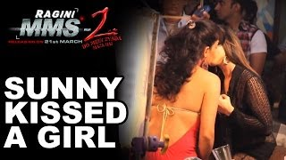 Sunny Leone Smooches A Girl In Ragini MMS-2
