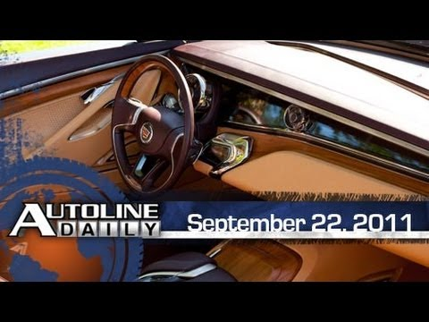 UAW and Chrysler Have Issues - Autoline Daily 729