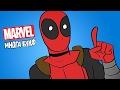 ДЭДПУЛ УНИЧТОЖАЕТ ВСЕЛЕННУЮ  МАРВЕЛ? - Marvel Многа Букф
