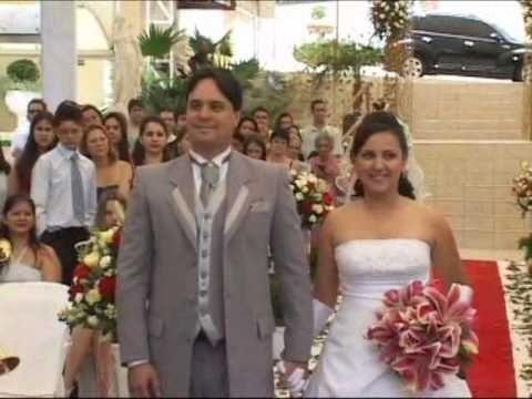 Entrada da Noiva- Noivos: Fabi e André