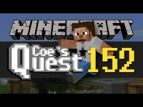 Coe's Quest - E152: Exploratory (Minecraft)