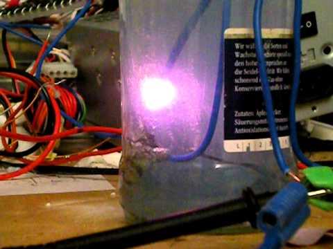 Cold Fusion Reaktor Starup (Plasma Elektrolesis)
