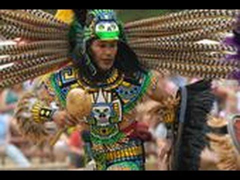 Aztec Dance Group 2 / Danza Azteca