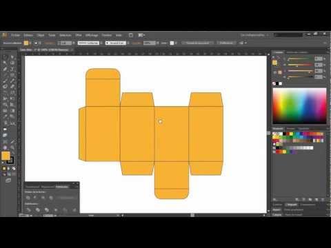 Carton Packaging Design in 5 minutes - Adobe Illustrator - UC9eQhZwZhuGkfKTXN7r8FcA