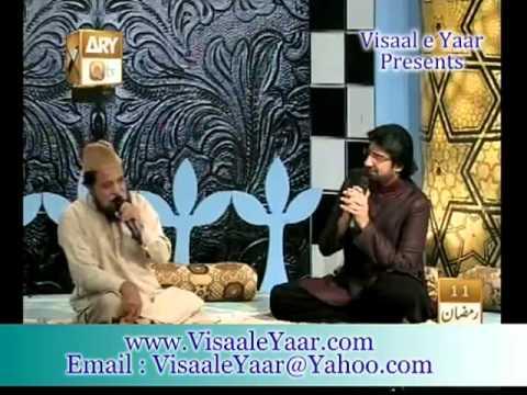 Alhaaj Siddiq Ismail & Tasleem Sabri 10th Ramadan In Qtv.By   Naat E Habib