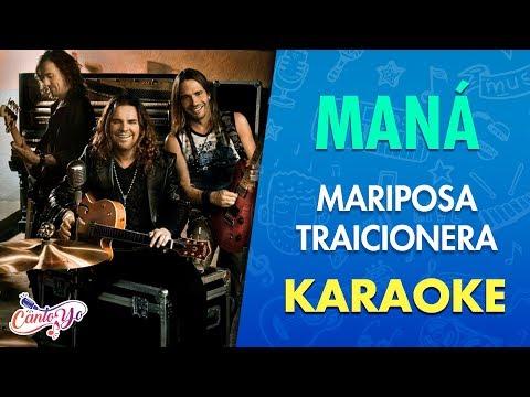 Maná - Mariposa traicionera (Official CantoYo Video)