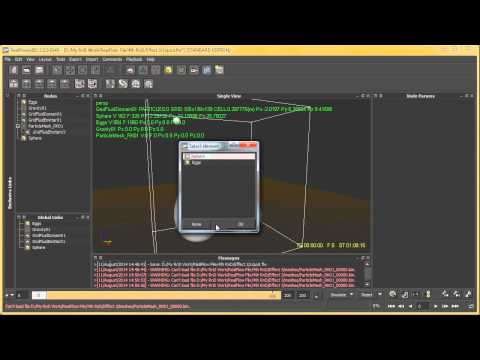 RealFlow & 3ds Max Tutorial: Create flowing liquids, Part 3