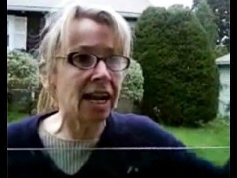Racist Woman Slaps Mailman