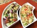 Два Изумительных Постных Салата. Два сытных ужина. Vegetable salad