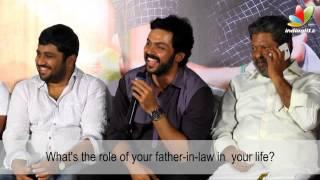 Watch Komban Team Interact With Press | Karthi, Lakshmi Menon, G. V. Prakash Kumar Red Pix tv Kollywood News 05/Mar/2015 online