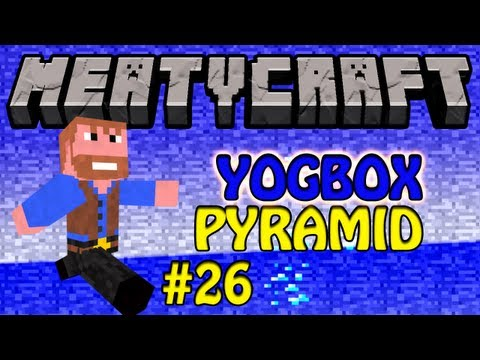Meatycraft yogbox |Pyramid Dungeon| 26