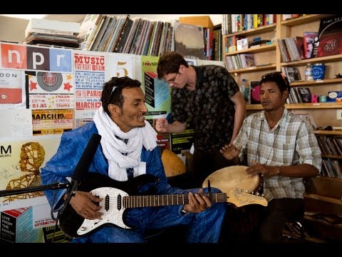 Bombino: NPR Music Tiny Desk Concert