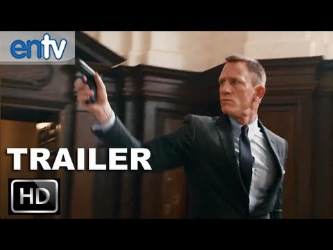 James Bond Skyfall Offical Trailer [HD]: Daniel Craig, Javier Bardem & Helen McRory