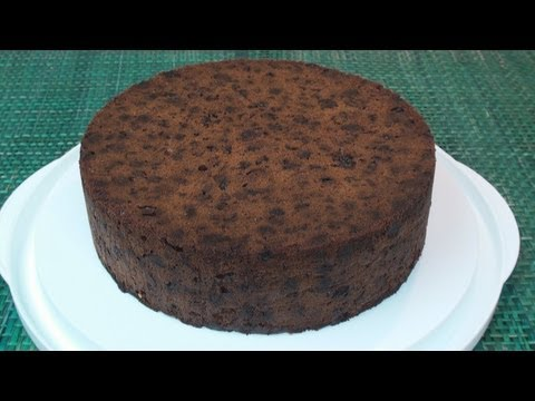 How to Make A Christmas Cake (Part 1)