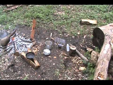 Wilderness Cooking Methods