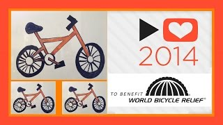 Project For Awesome 2014! World Bicycle Relief