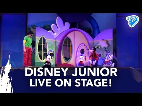 Playhouse Disney Live on Stage! (Full Show) (HD) Disneyland Paris