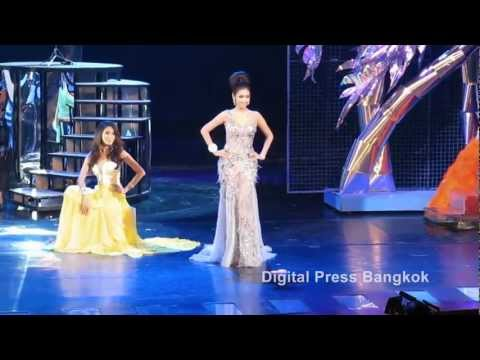 Miss Tiffany's Universe 2012 - The Finals - Part 2 - Evening Gowns