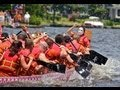 Teamwork and Competition Highlight the 2012 Dragon Boat Regatta on the Ross Barnett Reservoir