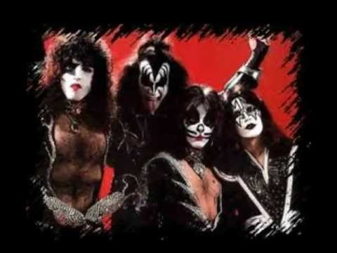 Kiss - Detroit Rock City - DESTROYER ALBUM 1976