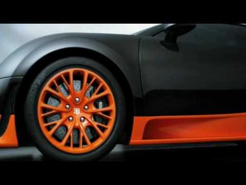 1200PS Bugatti Veyron 16.4 Super Sport     Topspeed:434kmh+
