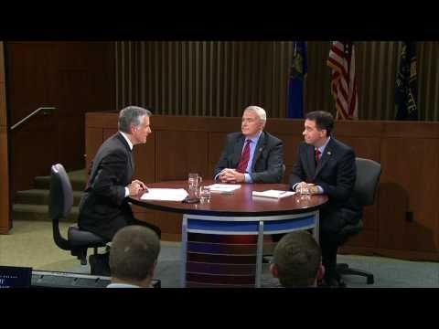 Town Hall Debate: Gubernatorial 2010 | Program | 10/15/10