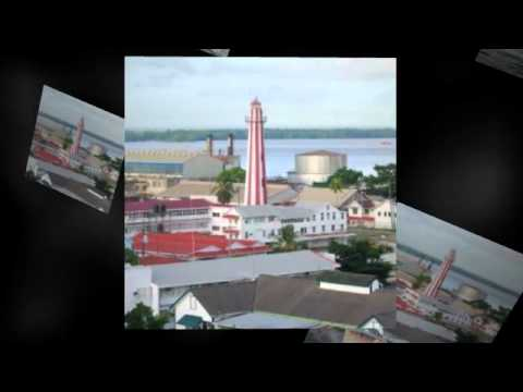 Selecting the right hotel to be  Guyana