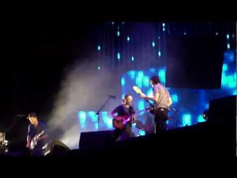 6. I Might Be Wrong - Radiohead - Mexico City - April 18th 2012 - HD