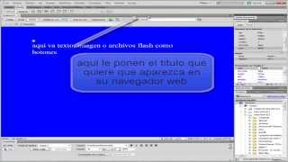 como hacer una pagina web facil con adobe dreamweaver