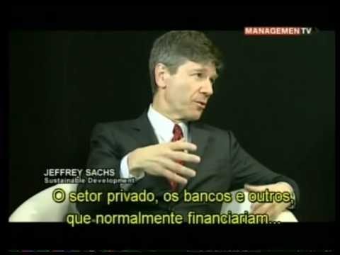 Jeffrey Sachs - Desenvolvimento Sustentável (Management TV) 2 de 3