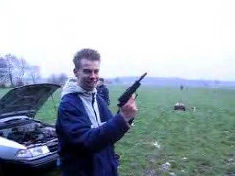 Erik, terrorist!