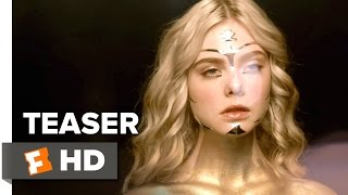 The Neon Demon Official International Teaser #1 (2016) - Elle Fanning, Keanu Reeves Movie HD