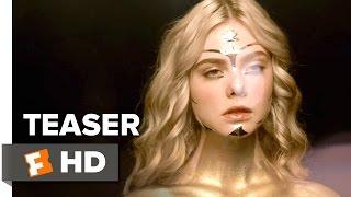 The Neon Demon Official International Teaser #1 (2016) - Elle Fanning, Keanu Reeves Movie HD