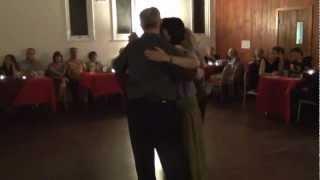 Australian Tango Dance Challenge 1