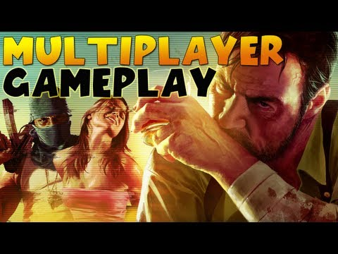 Max Payne 3 - Multiplayer Gameplay Video: Part 1 + Analysis [HD]