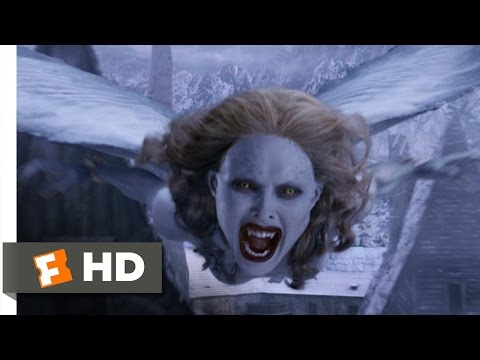 Here She Comes! Scene - Van Helsing Movie (2004) - HD