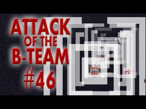 『Attack of the B-Team #46 』彈跳射擊/聲音射擊 w/andrew 翼 mj [Minecraft]