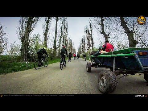 Video: Traseu SSP Bucuresti - Dimieni - Moara Vlasiei - Lipia - Merii Petchii - Dascalu - Tunari [VIDEO]