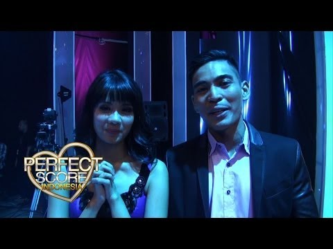 Perfect Score Indonesia - Behind The Scene (with Amanda Zevannya)