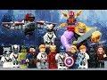 Lego Endgame Avengers vs Thanos Final Episode
