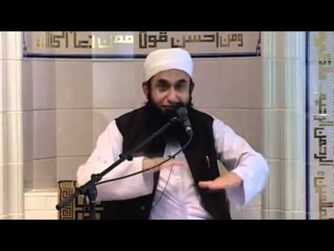Maulana tariq jameel - islamic speech in urdu part 2 of 11