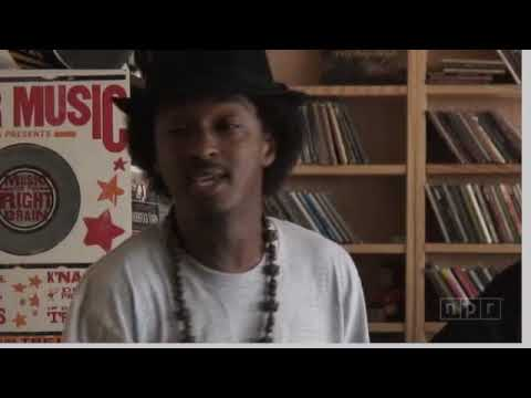 K'Naan NPR Music Tiny Desk Concert