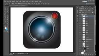 iOS App Icon Design Tutorial in Illustrator CS6