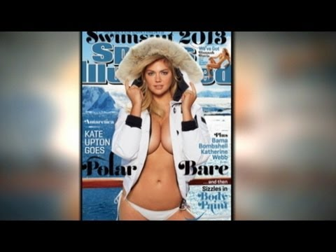 Kate Upton Sports Illustrated Swimsuit Cover 2013: Model Nabs 2nd Straight Cover