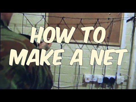 how to make a net