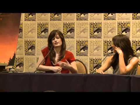 Breaking Dawn's Ashley Greene, Nikki Reed and More at Comic-Con 2011: Part 4