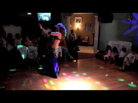 Maria at Nights in Arabia - bellydance - Hassibak Terenn (shaabi)