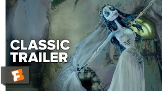 Corpse Bride (2005) Official Trailer - Tim Burton Animated Musical HD