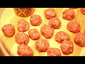 Фрагмент с середины видео Тефтели, Очень Вкусно и По-Домашнему (Meatballs)
